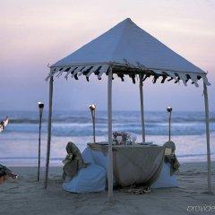 Отель Taj Exotica Гоа пляж
