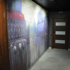 Хостел Full House Capsule сауна