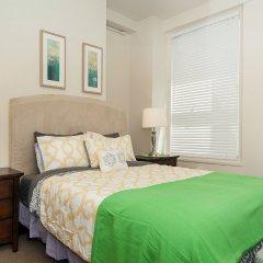 Отель Sunshine Suites At Main St США, Лос-Анджелес - отзывы, цены и фото номеров - забронировать отель Sunshine Suites At Main St онлайн комната для гостей фото 3