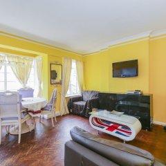 Отель Luxury Baker Street Apartment Великобритания, Лондон - отзывы, цены и фото номеров - забронировать отель Luxury Baker Street Apartment онлайн комната для гостей фото 3