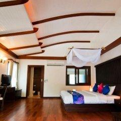 Курортный отель Aonang Phu Petra Resort Ао Нанг комната для гостей фото 5