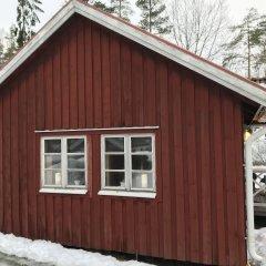 Отель Lillstugan Швеция, Карлстад - отзывы, цены и фото номеров - забронировать отель Lillstugan онлайн балкон