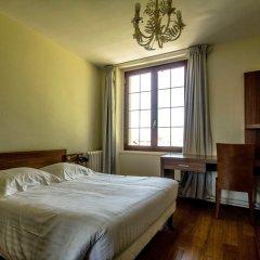 Отель Hôtel Bellevue Франция, Хендее - отзывы, цены и фото номеров - забронировать отель Hôtel Bellevue онлайн комната для гостей фото 3