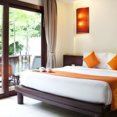 Отель Arinara Bangtao Beach Resort комната для гостей фото 13