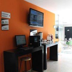 Hotel MX aeropuerto интерьер отеля фото 2