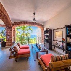 Отель Playa Conchas Chinas Пуэрто-Вальярта развлечения