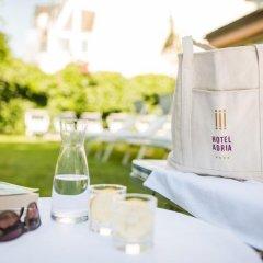 Отель Adria Италия, Меран - отзывы, цены и фото номеров - забронировать отель Adria онлайн балкон