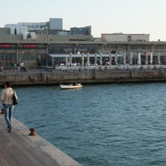 Alexander Tel-Aviv Hotel Израиль, Тель-Авив - 10 отзывов об отеле, цены и фото номеров - забронировать отель Alexander Tel-Aviv Hotel онлайн приотельная территория фото 2