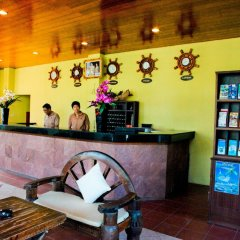 Samui Island Beach Resort & Hotel гостиничный бар