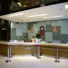 Отель Jinjiang Inn (Xi'an Bell Tower Dachaishi Subway Station) Китай, Сиань - отзывы, цены и фото номеров - забронировать отель Jinjiang Inn (Xi'an Bell Tower Dachaishi Subway Station) онлайн интерьер отеля