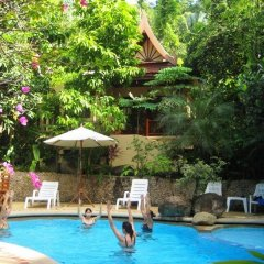 Отель Natural Wing Health Spa & Resort бассейн фото 3
