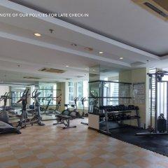 Отель ZEN Home Parkview KLCC Малайзия, Куала-Лумпур - отзывы, цены и фото номеров - забронировать отель ZEN Home Parkview KLCC онлайн фитнесс-зал