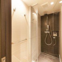 Отель Capsule and Sauna Oriental Япония, Токио - отзывы, цены и фото номеров - забронировать отель Capsule and Sauna Oriental онлайн ванная фото 2