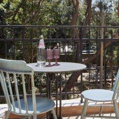Carmella Boutique Hotel Израиль, Хайфа - отзывы, цены и фото номеров - забронировать отель Carmella Boutique Hotel онлайн балкон