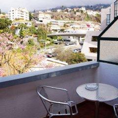 Отель Residencial Parque Португалия, Фуншал - отзывы, цены и фото номеров - забронировать отель Residencial Parque онлайн балкон