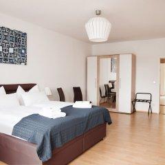 Отель Mitte Residence Германия, Берлин - отзывы, цены и фото номеров - забронировать отель Mitte Residence онлайн комната для гостей фото 2