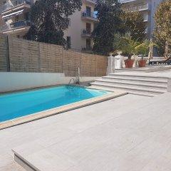 Отель Cannes Palace Hotel Франция, Канны - 2 отзыва об отеле, цены и фото номеров - забронировать отель Cannes Palace Hotel онлайн бассейн фото 2