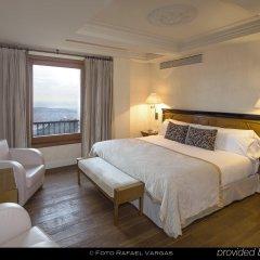 Отель Gran Hotel La Florida Испания, Барселона - 2 отзыва об отеле, цены и фото номеров - забронировать отель Gran Hotel La Florida онлайн комната для гостей фото 3