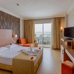 Holiday Garden Hotel Alanya Турция, Окурджалар - отзывы, цены и фото номеров - забронировать отель Holiday Garden Hotel Alanya онлайн комната для гостей фото 2