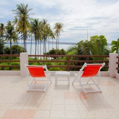 Klong Muang Sunset Hotel балкон