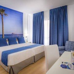 Отель Avenida Испания, Пляж Леванте - отзывы, цены и фото номеров - забронировать отель Avenida онлайн комната для гостей фото 2