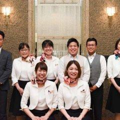 Kobe Sannomiya Union Hotel Кобе спа