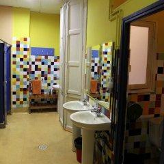 Отель Red Nest Hostel Испания, Валенсия - отзывы, цены и фото номеров - забронировать отель Red Nest Hostel онлайн ванная фото 2