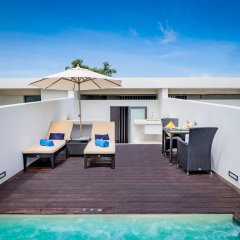 Отель Twin Sands Resort and Spa A204 бассейн фото 2