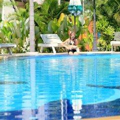 Отель Andaman Seaside Resort с домашними животными