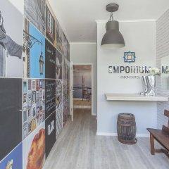 Отель Emporium Lisbon Suites сауна