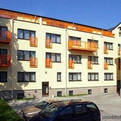 Апартаменты Pilve Apartments парковка
