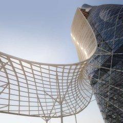 Отель Andaz Capital Gate Abu Dhabi - A Concept By Hyatt Абу-Даби сауна