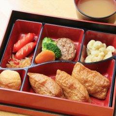 Asakusa hotel Hatago питание