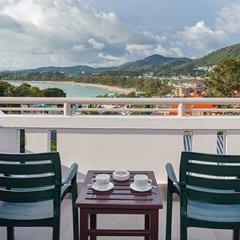 Отель Orchidacea Resort Пхукет балкон