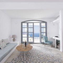Отель Seascape Villa by Caldera Houses Греция, Остров Санторини - отзывы, цены и фото номеров - забронировать отель Seascape Villa by Caldera Houses онлайн комната для гостей фото 3