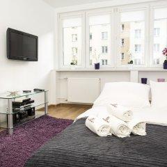 Отель Hosapartments City Center Польша, Варшава - 2 отзыва об отеле, цены и фото номеров - забронировать отель Hosapartments City Center онлайн комната для гостей фото 25