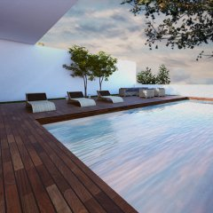 Solana Hotel & Spa Меллиха бассейн фото 2