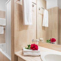 Отель Residence St. Andrew's Palace Польша, Варшава - отзывы, цены и фото номеров - забронировать отель Residence St. Andrew's Palace онлайн ванная