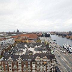 Отель Europahuset Apartments Дания, Копенгаген - отзывы, цены и фото номеров - забронировать отель Europahuset Apartments онлайн балкон