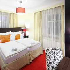 Отель Pytloun Design Hotel Чехия, Либерец - отзывы, цены и фото номеров - забронировать отель Pytloun Design Hotel онлайн комната для гостей фото 3
