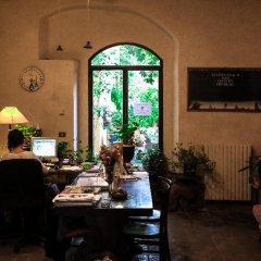 Отель Fattoria Guicciardini Сан-Джиминьяно питание