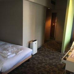 Отель Agora Place Asakusa сейф в номере