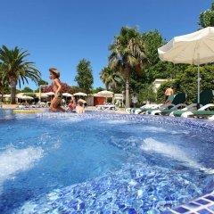 Отель Valentín Playa de Muro бассейн
