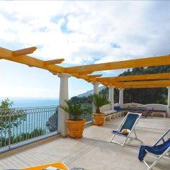 Отель Villa Duchessa d'Amalfi Конка деи Марини бассейн фото 2