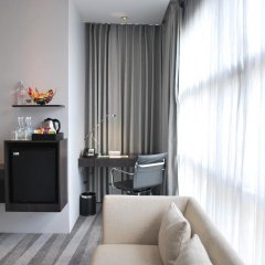 Отель Holiday Inn Bangkok Sukhumvit Бангкок удобства в номере фото 2
