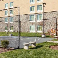 Отель Homewood Suites by Hilton Frederick спортивное сооружение
