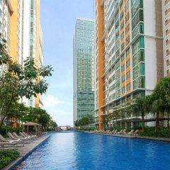 Отель Somerset Vista Ho Chi Minh City бассейн фото 3