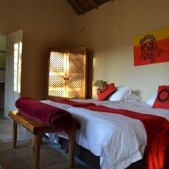 Отель Chrislin African Lodge комната для гостей фото 2