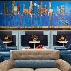 Отель Residence Inn by Marriott New York Manhattan/Central Park интерьер отеля