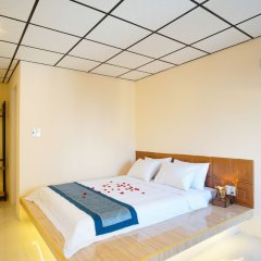 Отель Sapphire Hotel Hue Вьетнам, Хюэ - отзывы, цены и фото номеров - забронировать отель Sapphire Hotel Hue онлайн комната для гостей фото 2
